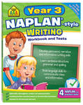 Naplan-Style Workbook: Year 3 Writing Sz