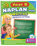 Naplan-Style Workbook: Year 5 Writing Sz