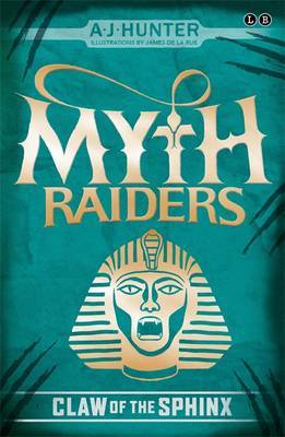 Myth Raiders: Claw of the Sphinx (#2)