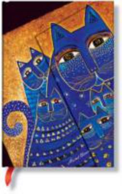 Paperblanks -Mediterranean Cats Mini Lined