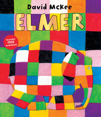Elmer (Big Book)