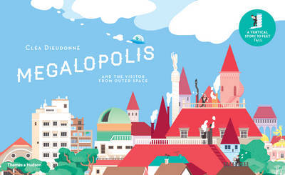 Megalopolis - And the Visitor from Outer Space