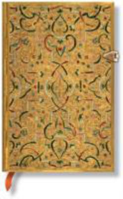 Paperblanks - Gold Inlay Mini (Lined)