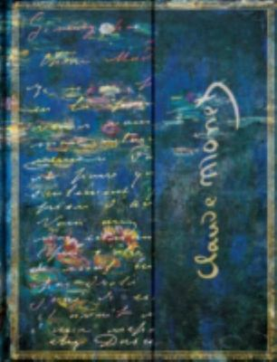 Paperblanks Journal - Monet Water Lilies (Ultra Unlined)