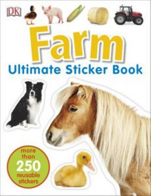 Farm (Ultimate Sticker Book)