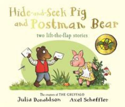 Hide-and-Seek Pig and Postman Bear (Tales from Acorn Wood)