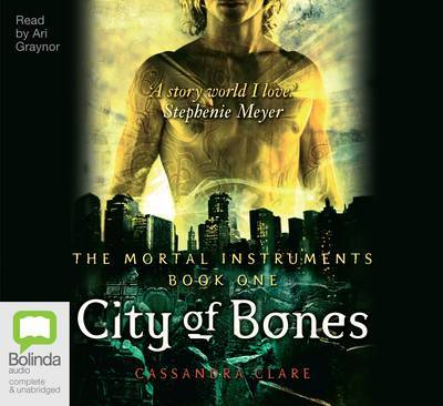 City of Bones - Mortal Instruments (Audio CD)