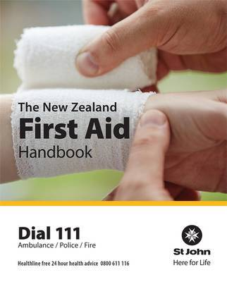 The New Zealand First Aid Handbook 2016