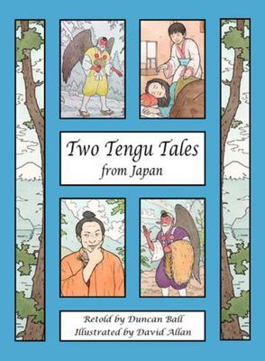 Two Tengu Tales from Japan