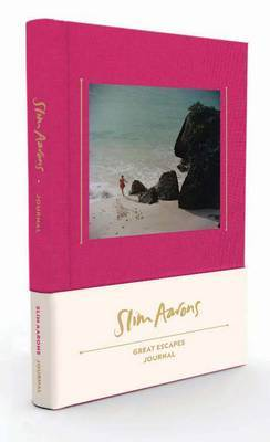 Slim Aarons : Great escapes Pink Hardcover Journal