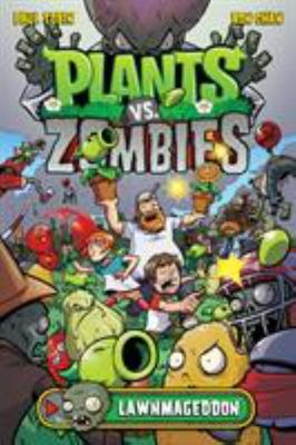 Plants vs Zombies Volume 1: Lawnmageddon
