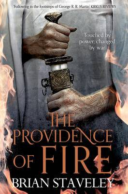 Providence of Fire (Chronicle of the Unhewn Throne #2)