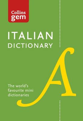 Collins Gem Italian Dictionary - 10th Edition