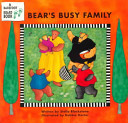 Bear's Busy Family (Board Book)