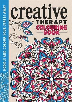 Creative Therapy Colouring Book, The