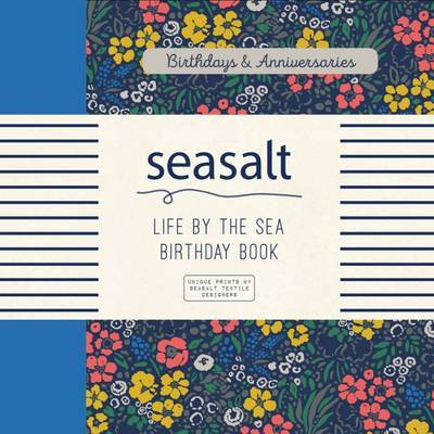 Seasalt: Life by the Sea Birthday Book