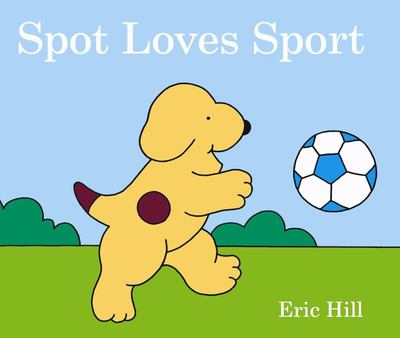 Spot Loves Sport (Board)
