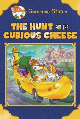 The Hunt for the Curious Cheese (Geronimo Stilton: Special Edition)