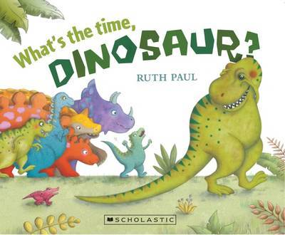 What's the Time, Dinosaur?