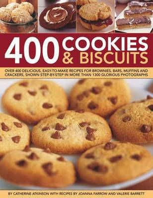400 Cookies & Biscuits