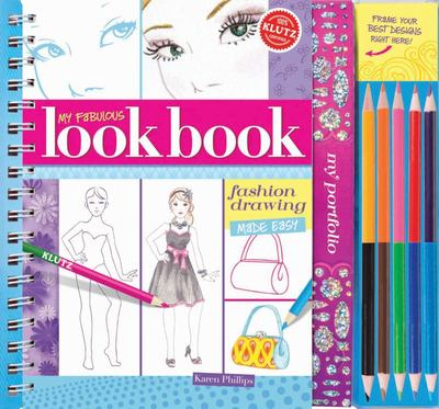 My Fabulous Look Book (Klutz)