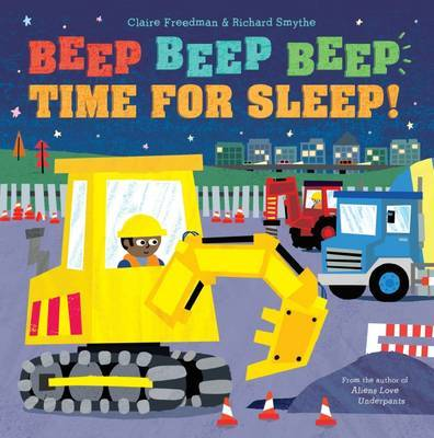 Beep Beep Beep, Time for Sleep