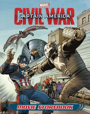 Captain America Civil War Storybook