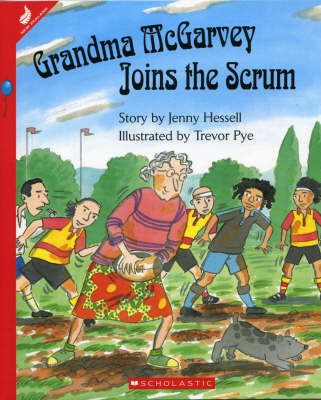 Grandma McGarvey Joins the Scrum