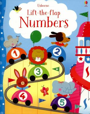 Usborne Numbers (Lift-the-Flap)