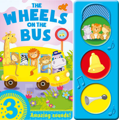 The Wheels on the Bus Sound Book Mini