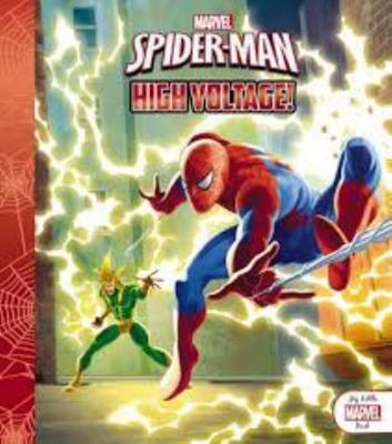 Spider-Man: High Voltage! (My Little Marvel Book)