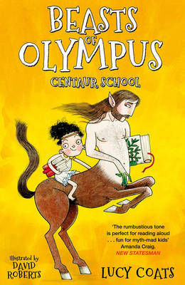 Centaur School (Beasts of Olympus #2)