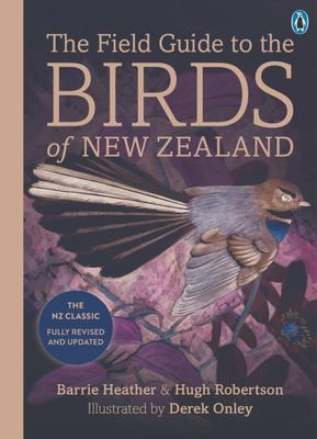 The Field Guide to the Birds of New Zealand (2015 edition)