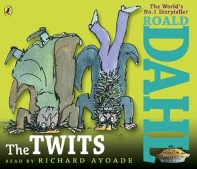 The Twits (Audio CD)