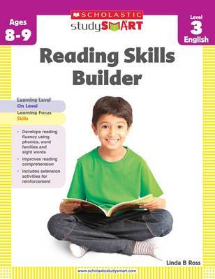 Reading Skills Builder, Age 8-9 (StudySmart)