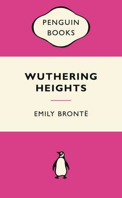 Wuthering Heights Popular Penguin Pink Edition