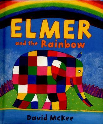 Elmer and the Rainbow (Board)