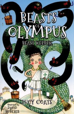 Beast Keeper (Beasts of Olympus #1)
