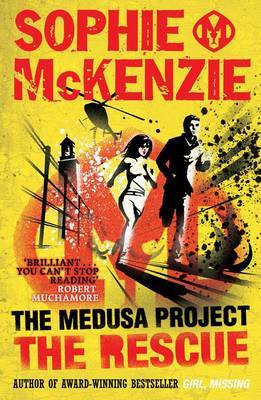 The Rescue (Medusa Project #3)