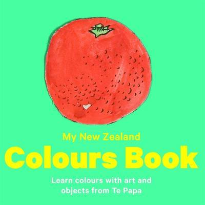 My New Zealand Colours (Board Book)