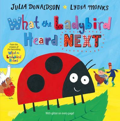 What the Ladybird Heard Next (HB)