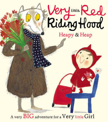 Very Little Red Riding Hood (PB)