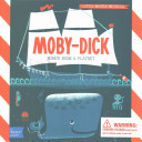 BabyLit Moby-Dick Play Set Oceans Primer Board Book and Playset