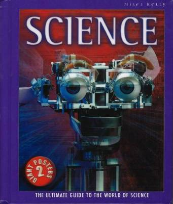 Science: The Ultimate Guide (Lenticular Poster Book)