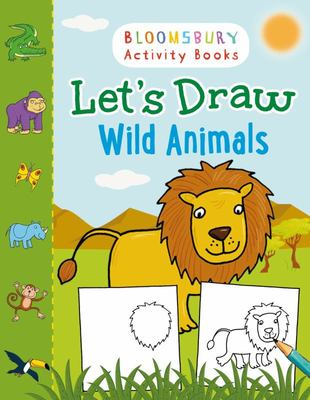Wild Animals (Let's Draw)