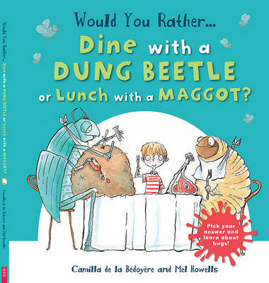 Dine With a Dung Beetle