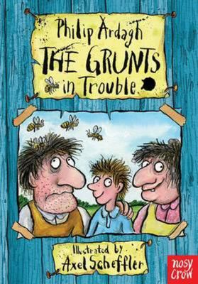 The Grunts In Trouble (#1 HB)
