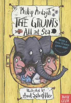 The Grunts All at Sea (#2)