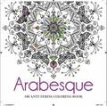 Arabesque Coloring Book