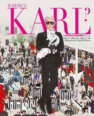 Where's Karl? A Fashion Forward Parody